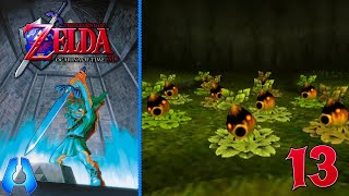 The Legend of Zelda: Ocarina of Time 3D | Part 13 | Many Faces - Azure Plays