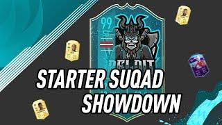 STARTER SQUAD SHOWDOWN - FIFA 20 50K EPL STARTER SQUAD BUILDER WITH VINSANITY!
