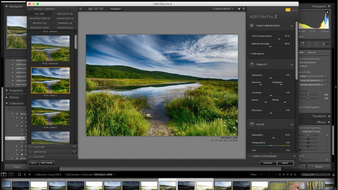 Software foto editing hdr efex pro 22