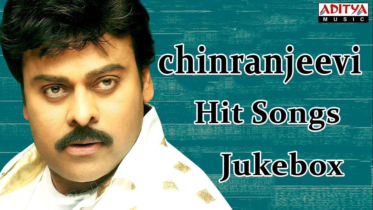 Megastar chiranjeevi all time 10 super hit video songs -2016.