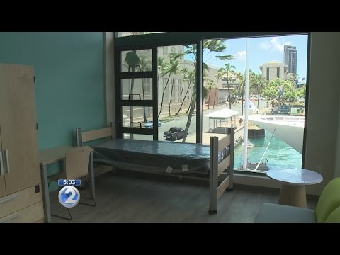 Hawaii Pacific University turns Aloha Tower into residential community