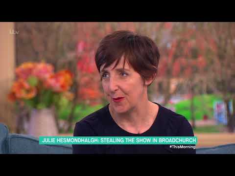 Julie Hesmondhalgh Is Happy to Be Remembered for Corrie | This Morning