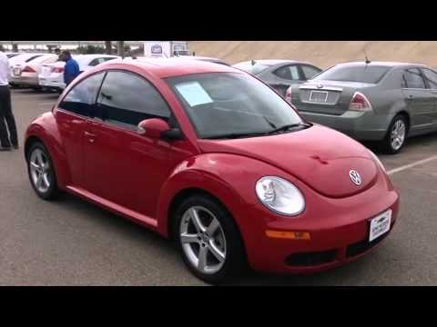2010 Volkswagen New Beetle 2.5L in Lubbock, TX 79412