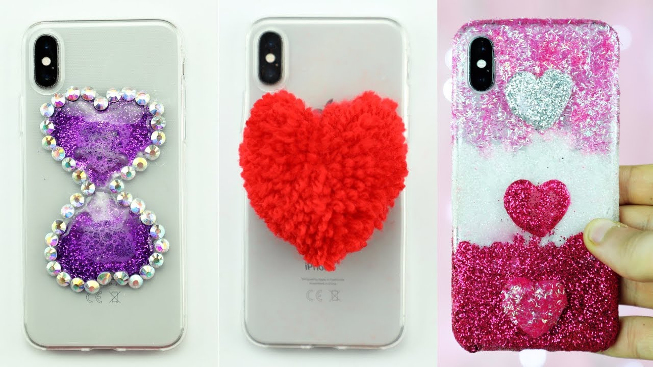 Diy Phone Case Life Hacks 5 Phone Diy Projects Popsocket Crafts