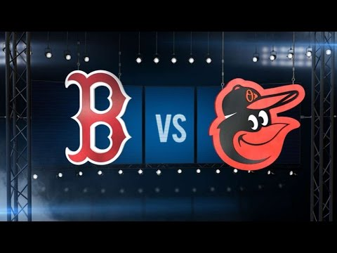 5/31/16: Betts rips three homers in Red Sox's 6-2 win