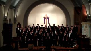 """The Kenyon College Chamber Singers: """"Kyrie"""" (Knut Nystedt)"""