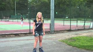 How to Roller Blade or Skate with NicnMads!