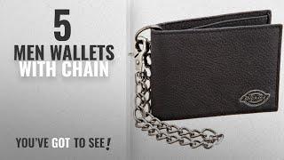 Top 10 Men Wallets With Chain [ Winter 2018 ]: Dickies Men
