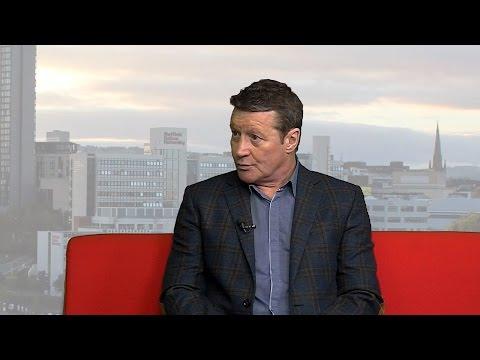 Sheffield Live TV Danny Wilson (10.3.16) Part 1 #swfc #sufc #Barnsleyfc #Chesterfieldfc