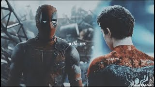 Peter & Wade // Superfamily // Spideypool - Find A Way