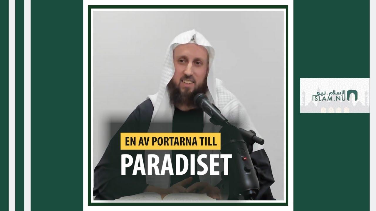 En av portarna till Paradiset | Shaykh Abdulwadod