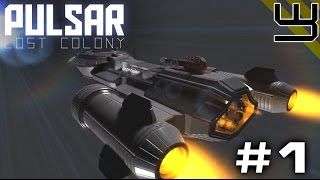 PULSAR: Lost Colony #1 - Baby Steps (Coop Let