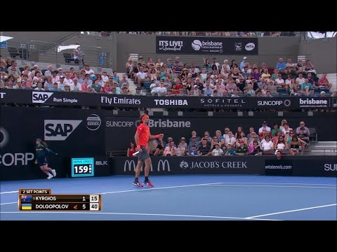 ATP Match Highlights Day 6 | Brisbane International 2018