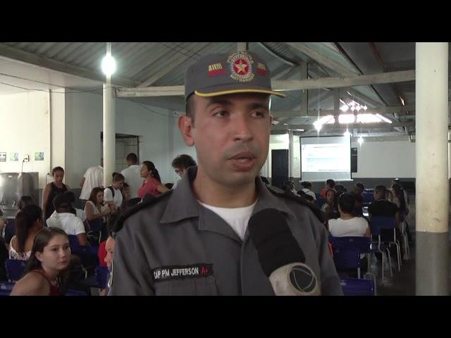 Reunião realizada na escola Militar Tiradentes esclarece dúvidas dos pais em relação a emissão de ce