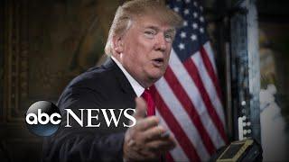 President Trump says Michael Wolff