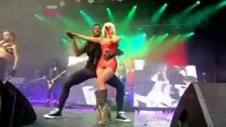 Lady GaGa's Penis Pops Out  - iViewTube.com.flv