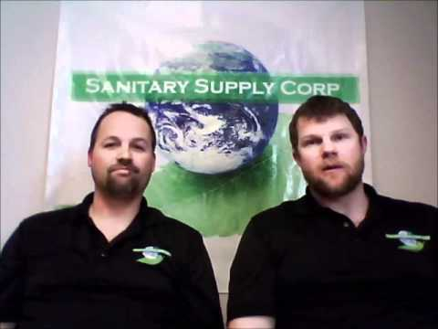 Welcome to Sanitary Supply Corp's You Tube Channel