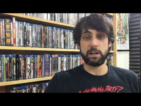 Blu-Ray, VHS, DVD Update 01.09.2017