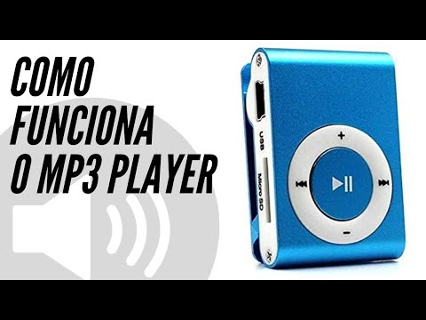 Como funciona o MP3 Player