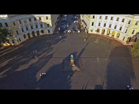 Odessa video Одесса видео открытка