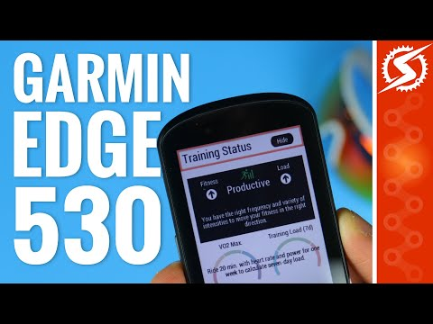 GARMIN EDGE 530 REVIEW: Something is Still Missing!!!