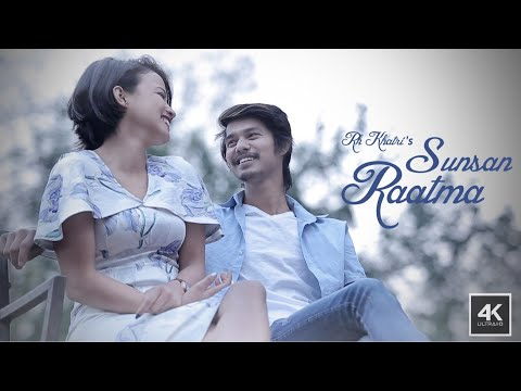 Sunsan raatma -  RK Khatri | Ft. Manisha | New Nepali Pop Song 2019