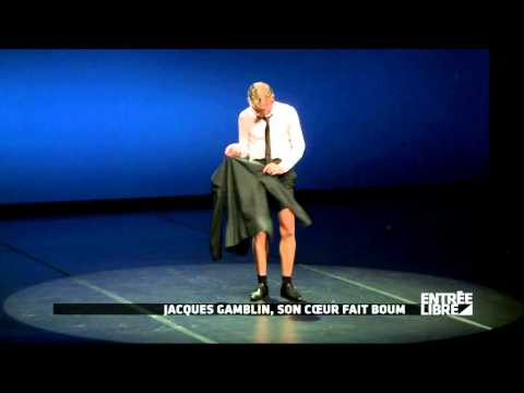 Jacques Gamblin : spectacle