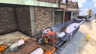 "Game Fails: GTA V ""Can"