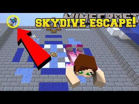 Download Minecraft: SKYDIVING ESCAPE!!! - ARRENDOR - Custom Map [4] Snapshots