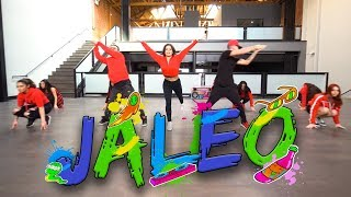 Nicky Jam & Steve Aoki - Jaleo (Dance Video) | Choreography | MihranTV