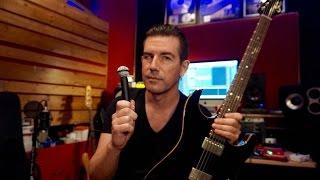 Beyer M160  ribbon mic, demo by Pete Thorn