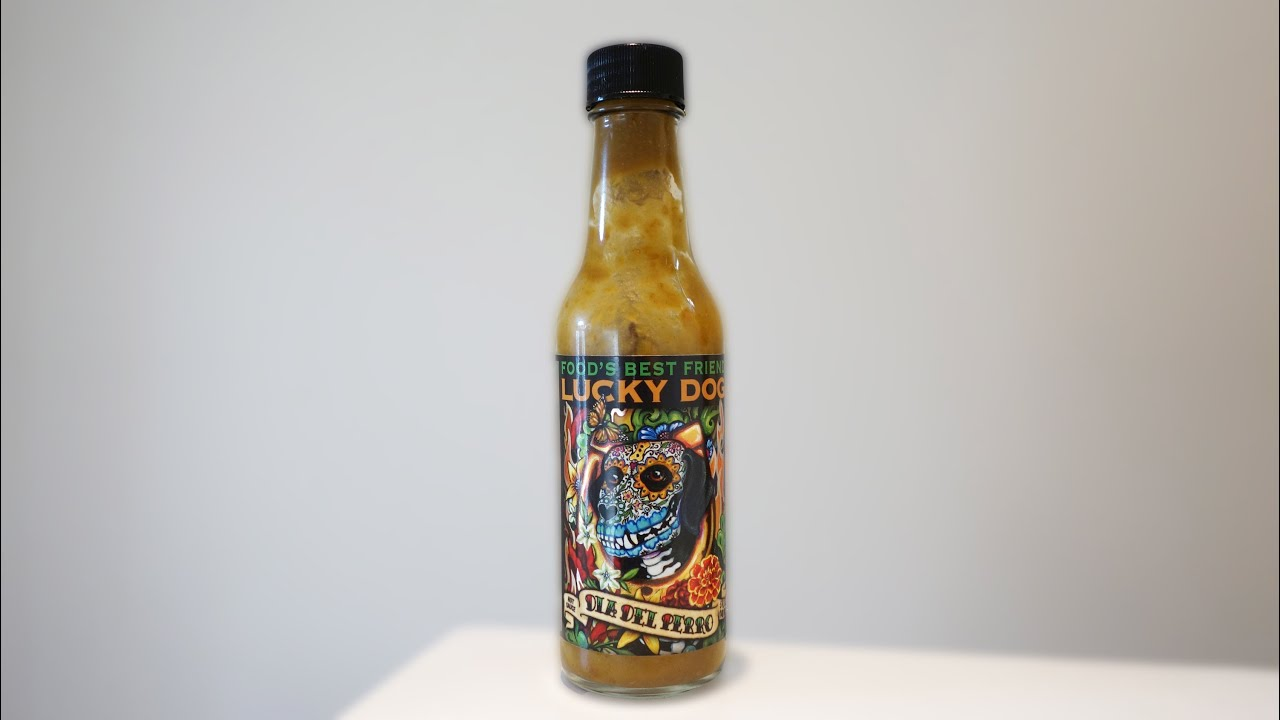 Lucky Dog Hot Sauce Uk