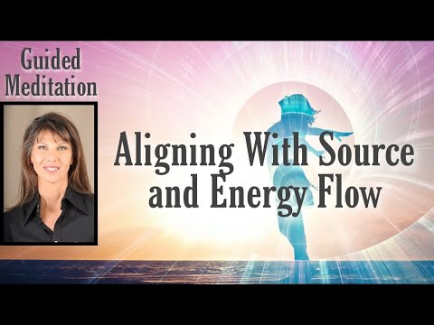 ALIGNING WITH SOURCE ENERGY & FLOW