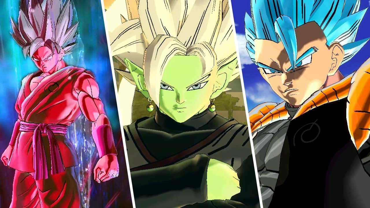 Top 5 Xenoverse 2 Mods Of The Month November 2016