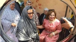 شعبان عبد الرحيم يغني لـ«عصمت الميرغني» المرشحة لمجلس النواب (فيديو)