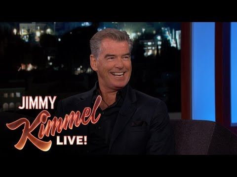Pierce Brosnan on His House Fire