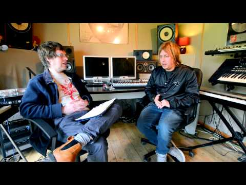 Jake Gosling - Music producer video interview with George Shilling