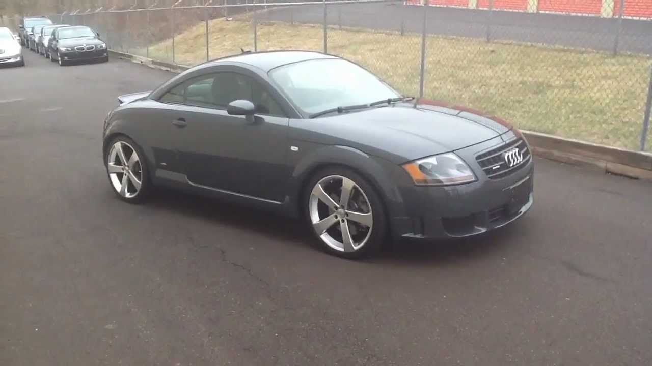 2006 audi tt 3 2 quattro s line coupe eimports4less. Black Bedroom Furniture Sets. Home Design Ideas