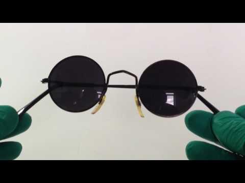 Vintage John Lennon Still Sunglasses Children's, Round