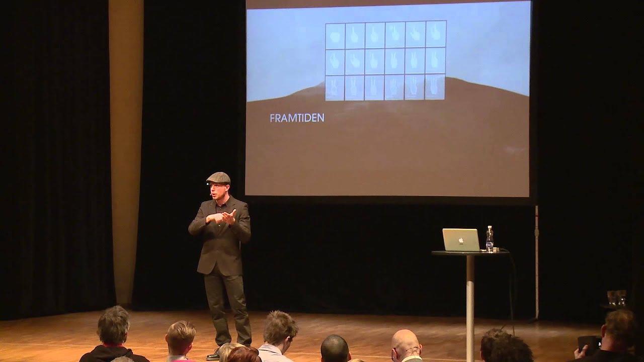 Presentation Internet i fokus - topic : Design (in Swedish, edited) : Google Glass POV