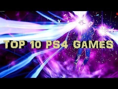 Top 10 Best PS4 Games (2013 & 2014)