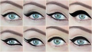 10 Different Eyeliner Looks   STEPHANIE LANGE