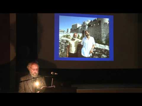 Dr Colin Martin speaks at Spanish Armada Symposium, Grange, Co. Sligo