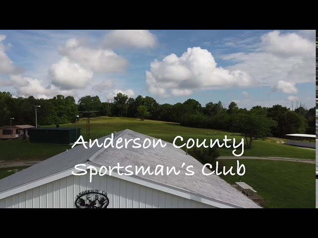Anderson County Sportsman's Club view