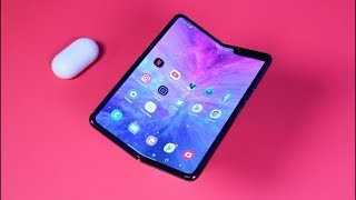 New Samsung Galaxy Fold Review After 1 Week!