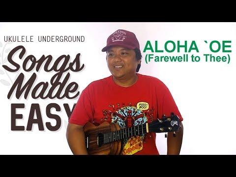 Songs Made Easy - Aloha `Oe