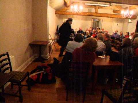 Warburton Soulers, Lymm Folk Club, 1st November 2012