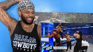 WWE Top 10 Friday Night SmackDown moments: Jan. 31, 2020 | Reaction