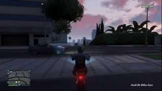 """GTA V Online. Cómo conseguir la moto de the Lost """"Western Daemon"""" Chopper"""