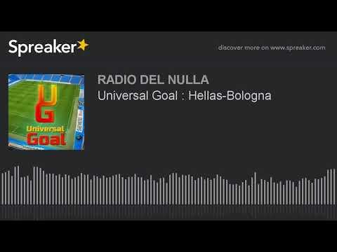 Universal Goal : Hellas-Bologna
